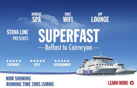 Cairnryan to Belfast