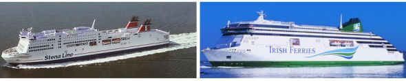 Dublin Holyhead Ferries