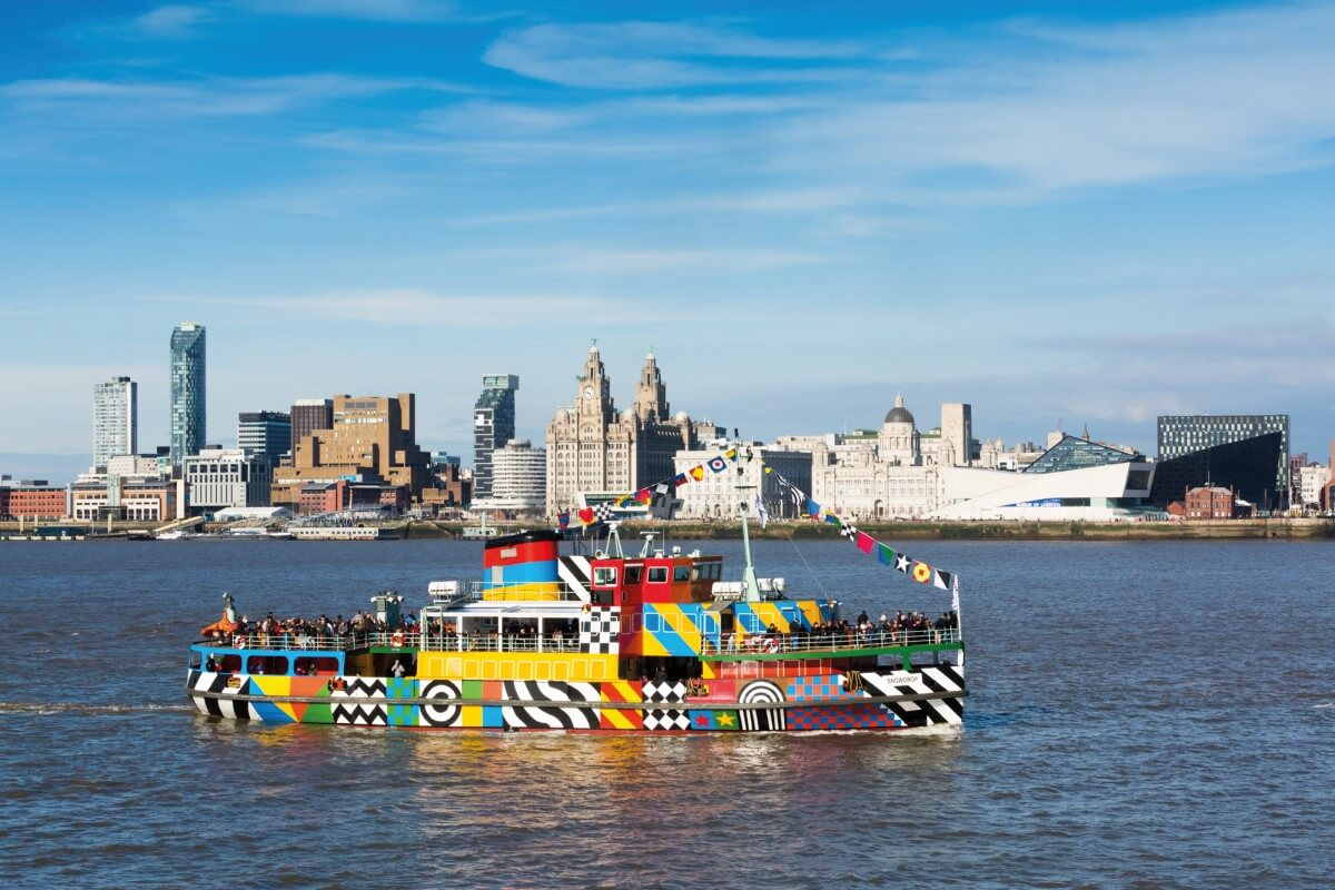Ferries from Dublin to Liverpool