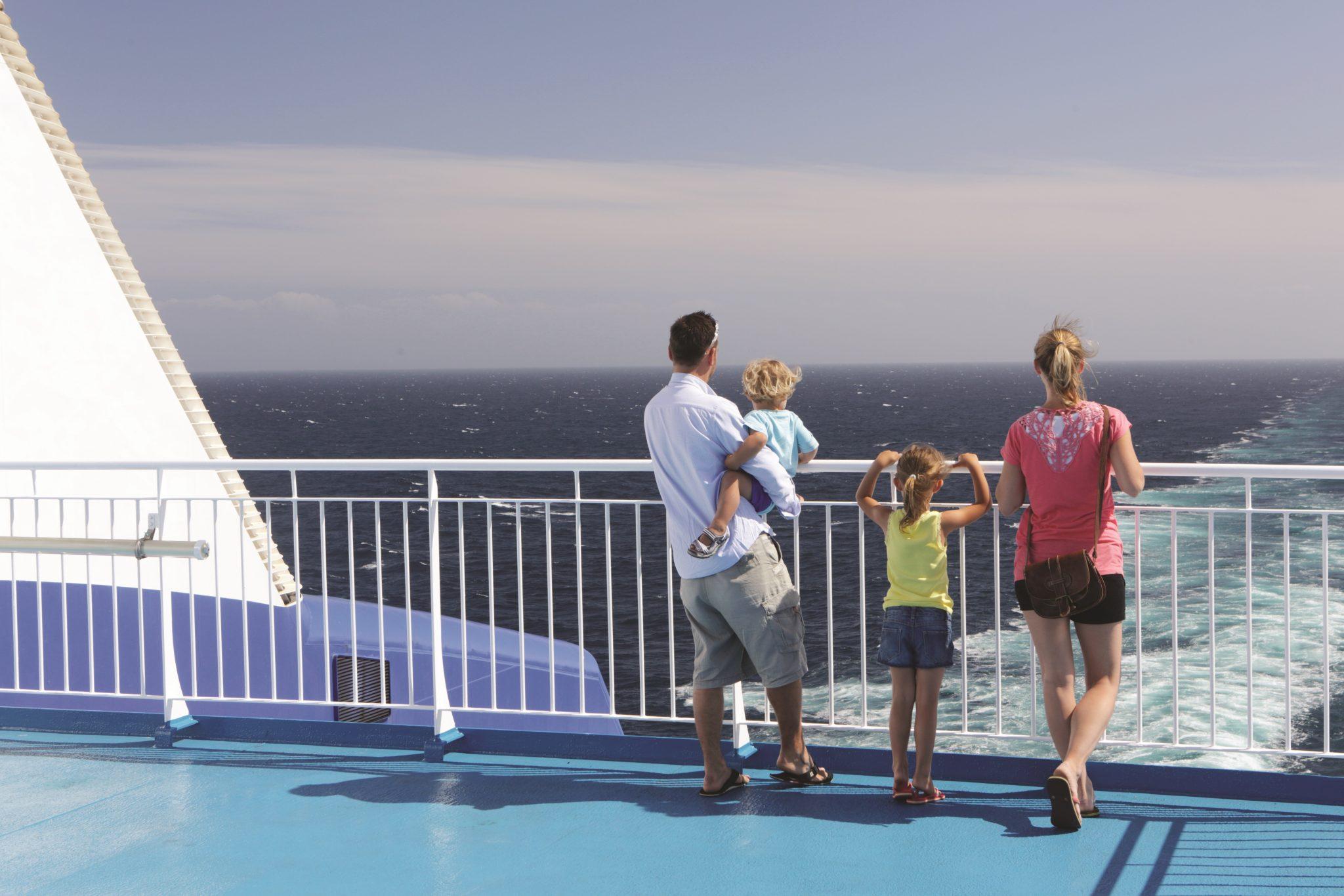 Family Ferry Trip