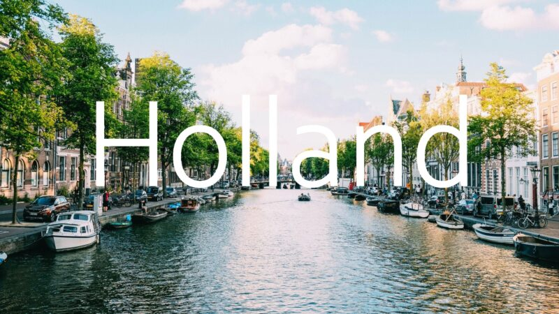 Ferries to Holland