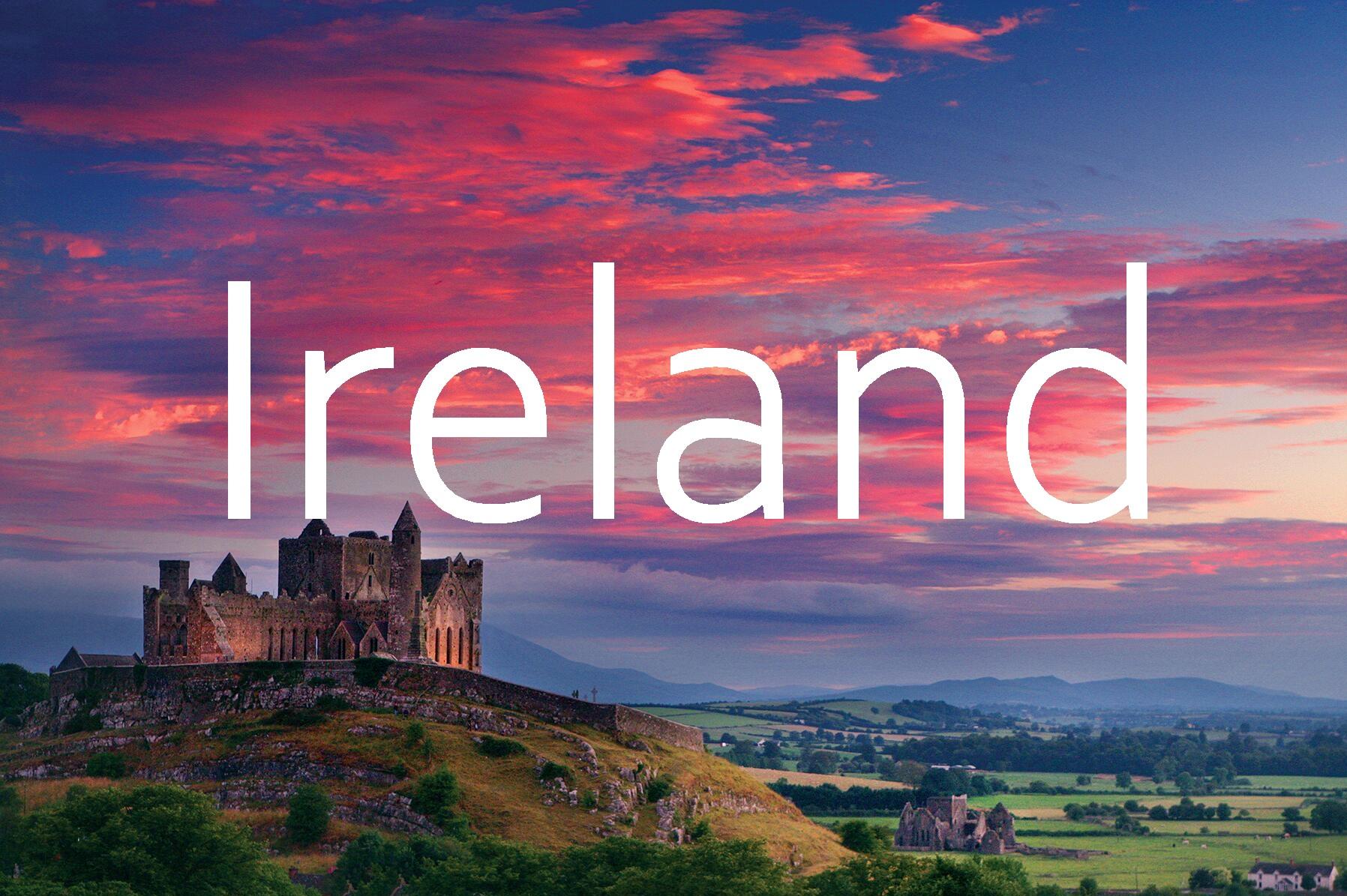 Ferries to Ireland