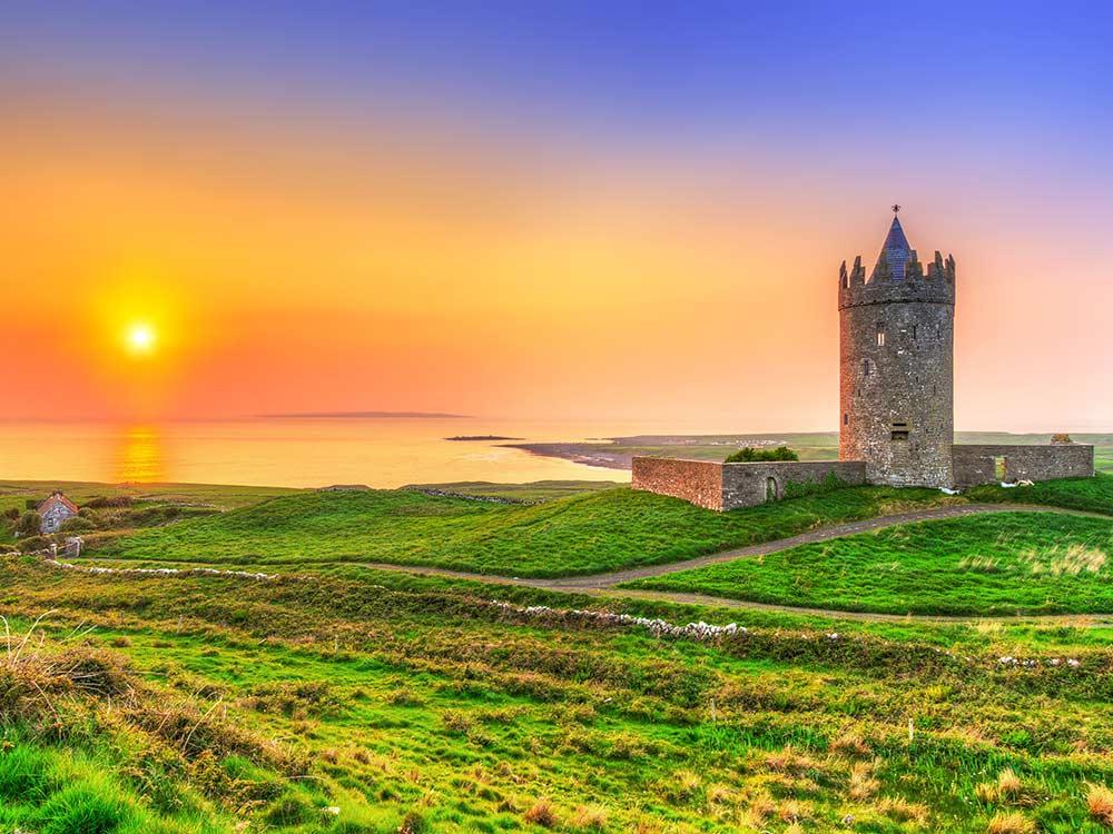 Ferries to the Republic of Ireland