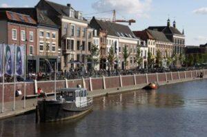 Ferry to Breda