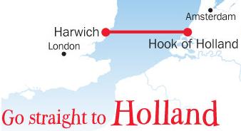 Harwich Holland Ferry