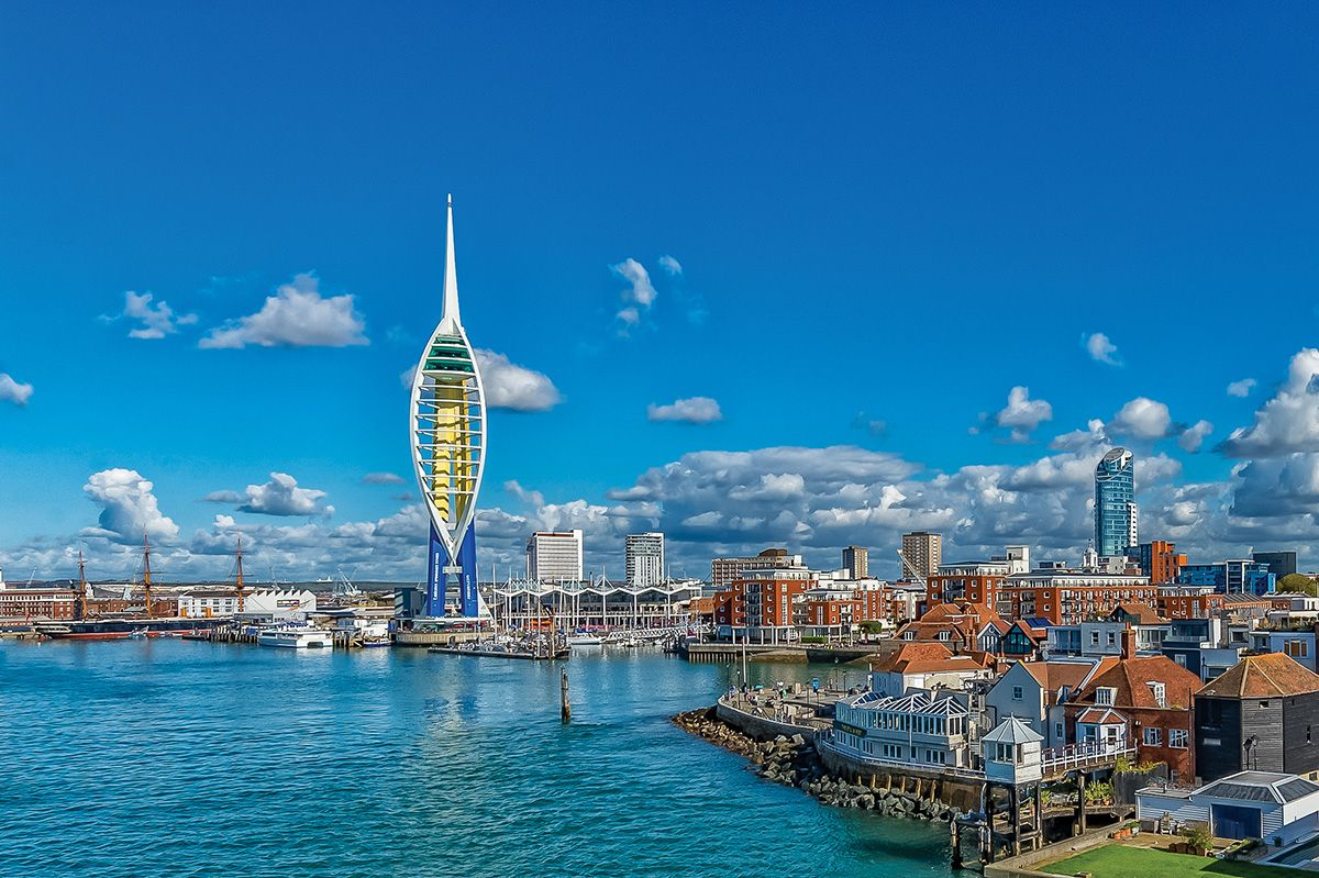 Ferries from Le Havre to Portsmouth