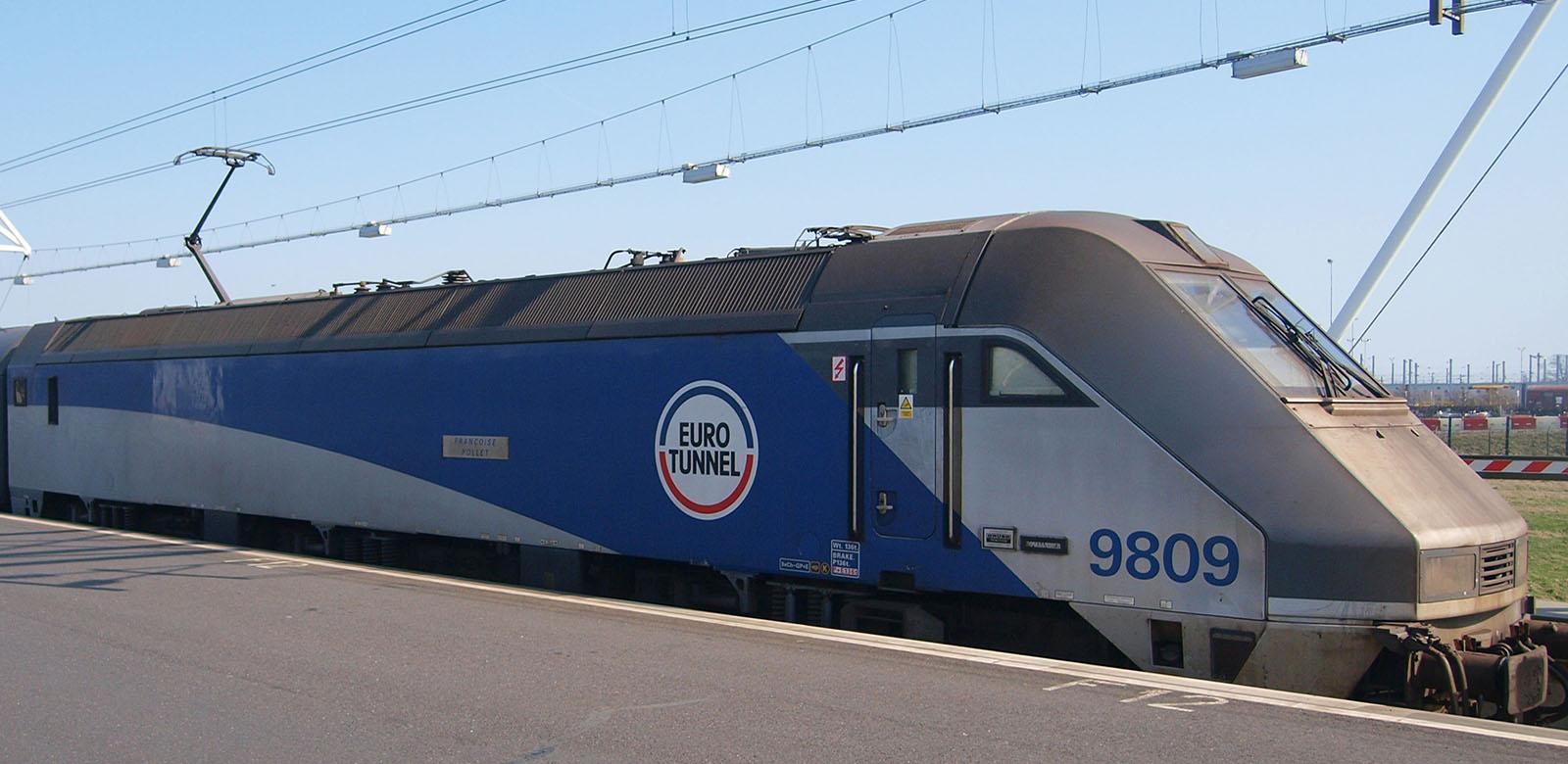 Eurotunnel: Le Shuttle (Folkestone to Calais)