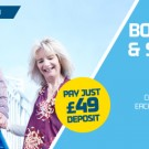 Plan ahead and book a ferry crossing from Newcastle to Amsterdam in advance and not only will you get a great price and save 10%, but with our early booking offer you can secure your sailing with a deposit of just £49!