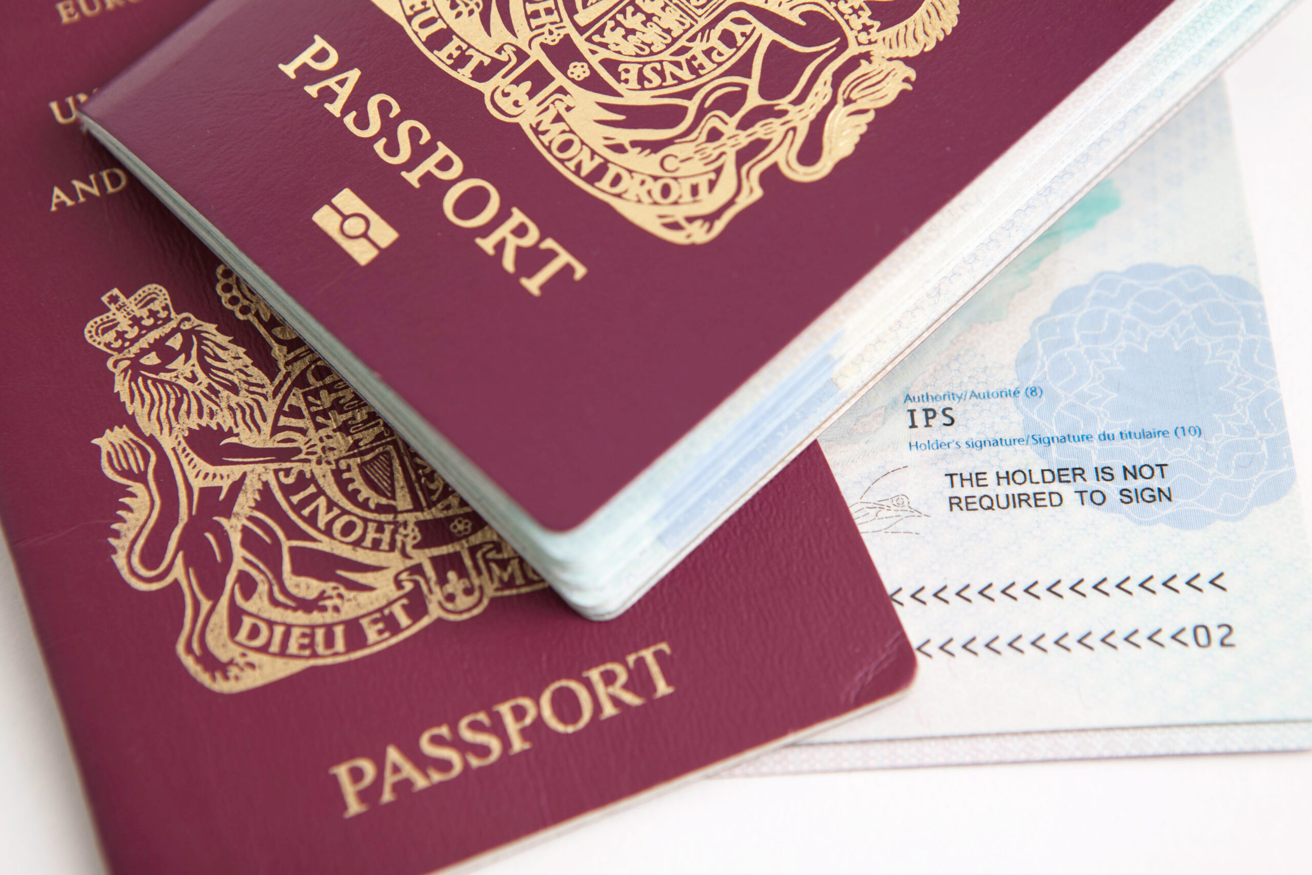 Passports and Identification