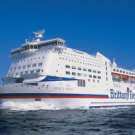 The Portsmouth to Caen ferry connection is operated by Brittany Ferries, the route is served by two ferries offering you the choice of a day or overnight cruise which takes 6 to 7 hours.