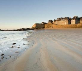 St Malo Beaches