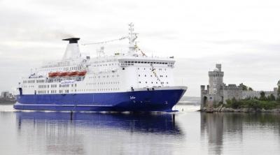 Swansea to Cork Ferry