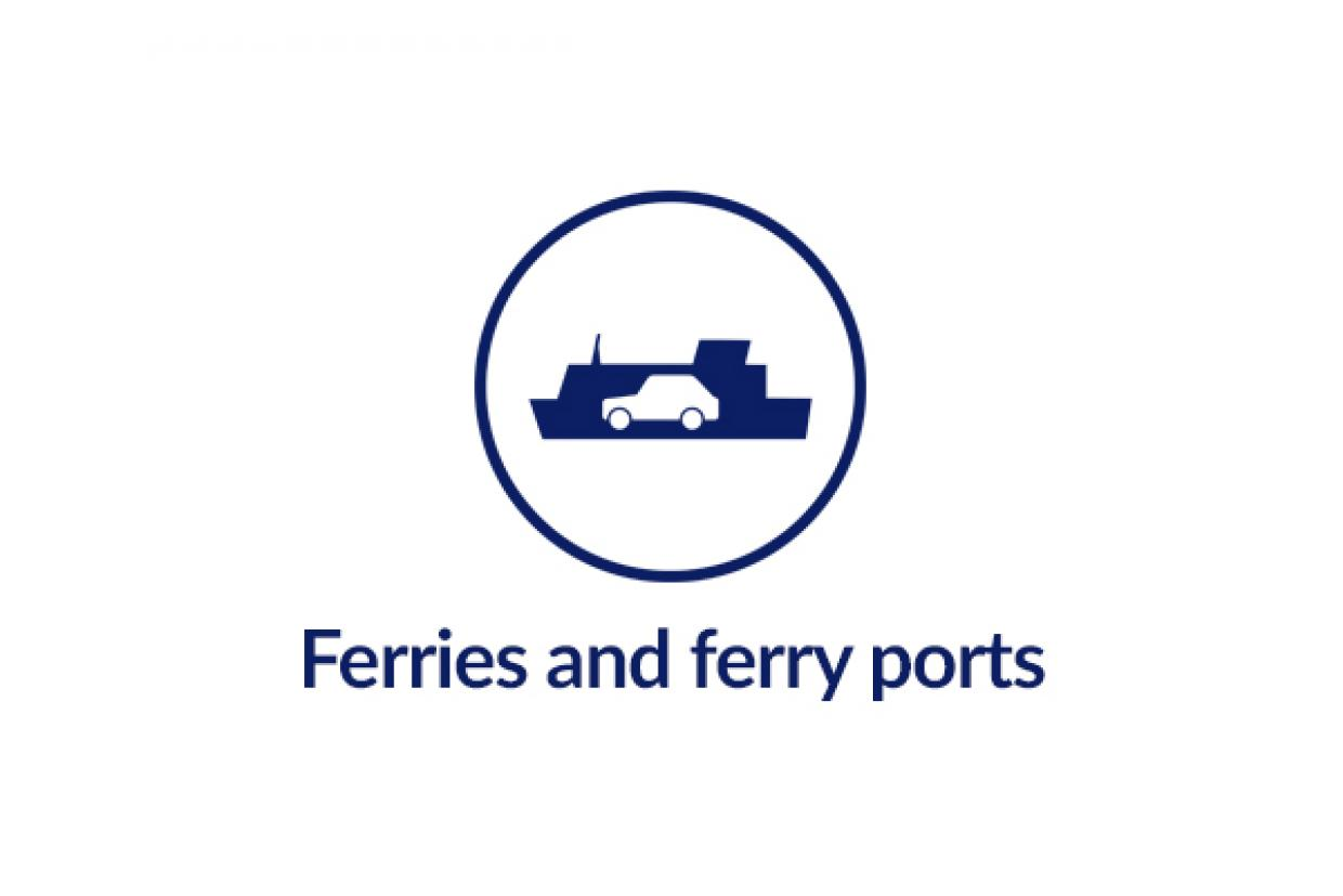 Liverpool Port Information (Stena Line)