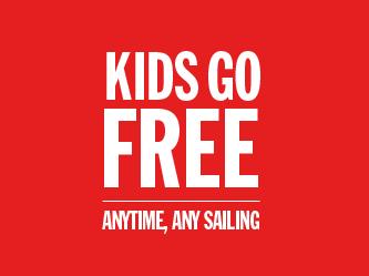 Stena Line – Kids Go Free