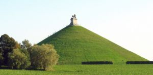 Lion Mound Waterloo
