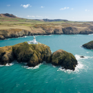 Situated just minutes from the stunning Pembrokeshire National Park, Fishguard is the perfect destination to start your Welsh adventure!