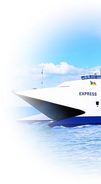 P&O Express Ship