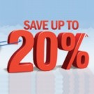 Stenaline Discount Code: Save 20% on the Cairnryan - Belfast and Liverpool - Belfast routes.