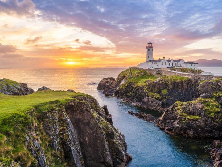 Ferries from Scotland To Ireland