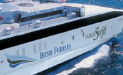 You have the choice of 2 ferry operators, Stena Line & Irish Ferries. With up to 9 departures daily.